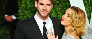 Miley Cyrus e Liam Hemsworth assumem relação