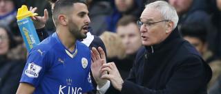 Dirigente do Leicester dá garantia sobre futuro de Mahrez