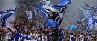 Adeptos do FC Porto detidos por rixa antes do clássico