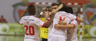 Conselho de Disciplina tira três pontos ao Benfica no futsal