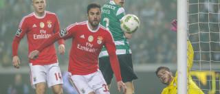 Vieira resiste a investidas e trava saída de Jardel e Lindelof