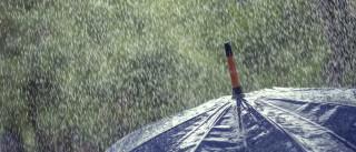 Dez distritos estão este fim de semana sob aviso laranja devido à chuva