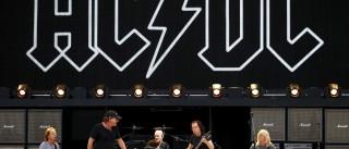 AC/DC abrem nova digressão no sábado, em Portugal, com Axl Rose