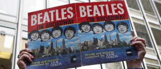 """Exemplares """"raros"""" dos Beatles entre os 2.600 discos expostos"""