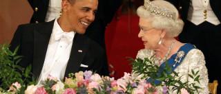 Casal Obama lança desafio a Rainha Isabel II. Eis a resposta da monarca