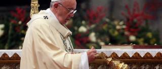 Papa pede às forças de segurança para promoverem a reconciliação e a paz