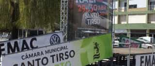 Despiste no rali de Santo Tirso provoca pelo menos seis feridos