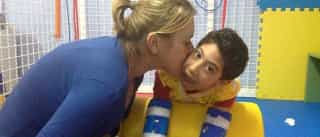 Daniel, o menino coragem é português e apesar da doença é feliz
