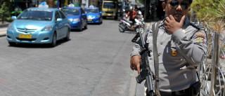 Francês abatido em Bali depois de assassinar um polícia à facada