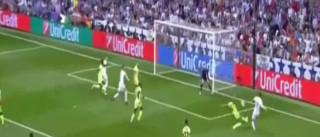 Golaço de Bale abriu o marcador no Real Madrid-Manchester City