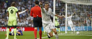 [1-0] Bale, quase sem querer, inaugura o marcador no Bernabéu