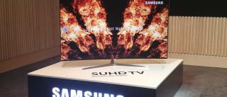 Samsung apresenta nova linha de televisões SUHD