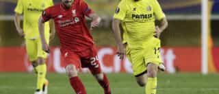 Liverpool-Villarreal em direto: Só reviravolta leva 'reds' a Basileia
