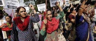 Índia: Milhares de mulheres protestaram contra mais um caso de violação