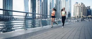 Exercício pode fazer frente ao impacto da poluição do ar