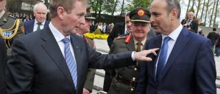Primeiro-ministro irlandês reeleito graças a acordo com partido da oposição