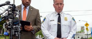 Polícia norte-americana deteve suspeito da autoria de três tiroteios