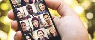 Redes sociais: O que a fotografia de perfil diz sobre si