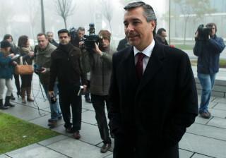 José Veiga vai continuar a ser ouvido amanhã no Palácio de Justiça