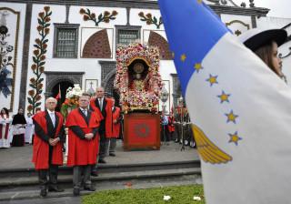 Procissão do Santo Cristo percorre hoje ruas de Ponta Delgada