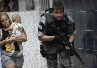 Amnistia responsabiliza polícia brasileira por 1.500 mortes