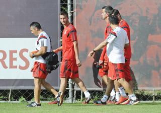 Nápoles ofereceu vários milhões por jogador do Benfica