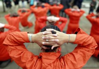 Último detido britânico em Guantanamo em greve de fome