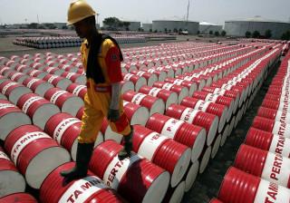 Petróleo a afundar em dia de pressão chinesa
