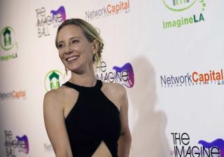 Anne Heche, ex-namorada de Ellen DeGeneres, namora com ator de 'Hung'