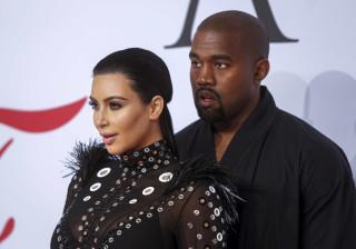 Kim Kardashian defende o marido depois do encontro com Trump