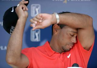 Tiger Woods pediu desculpa e garantiu que