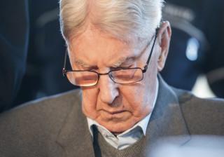 """""""Auschwitz foi um pesadelo"""". Antigo guarda declara-se """"arrependido"""""""