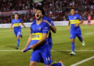 Boca Juniors 'oferece' médio uruguaio ao Benfica