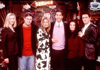 Jennifer Aniston teve de perder mais de 10 quilos por causa de 'Friends'