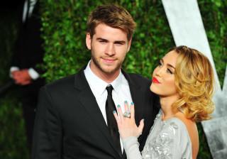 Califórnia: Miley Cyrus e Liam Hemsworth adiam casamento após casa arder
