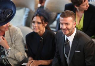 Victoria Beckham sobre casamento real: