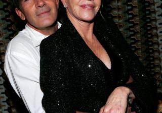 Antonio Banderas fala com carinho da 'ex':