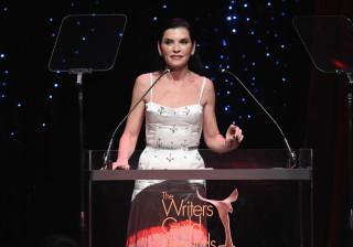 'The Hot Zone' levou atriz Julianna Margulies a mudar o seu comportamento
