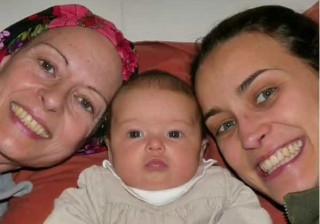 Andreia Dinis recorda a mãe ao revelar vídeo com fotos nunca antes vistas
