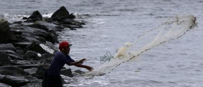 Mais de 120 pescadores desaparecidos devido à passagem do tufão Mujigae