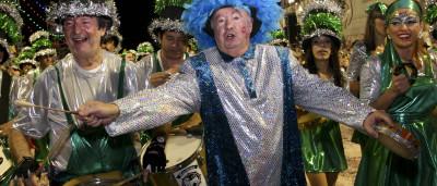 Cortejo de Carnaval atraiu milhares de pessoas ao Funchal