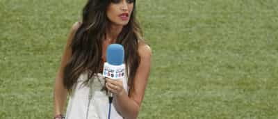 Mariza deixa Sara Carbonero 'emocionada'