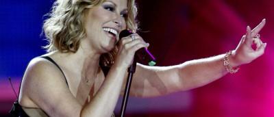 """Cancro: Angelina """"inspirou"""" Anastacia na recuperação"""