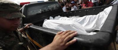 Avalanche na Guatemala provocou 59 mortos e 350 desaparecidos