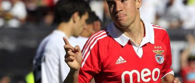 Benfica rejeita milhões do Liverpool por Gaitán