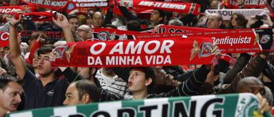 Benfica e Sporting têm quase o mesmo número de sócios