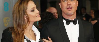 Brad Pitt e Angelina Jolie andam à procura de casa