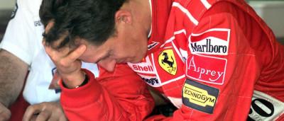 """Schumacher está a tentar vencer """"a sua corrida mais difícil"""""""