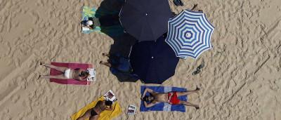 Espanhóis elegem as nossas melhores praias. E não poupam elogios