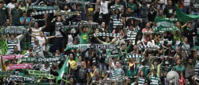Adeptos do Besiktas 'ameaçam' Sporting nas redes sociais